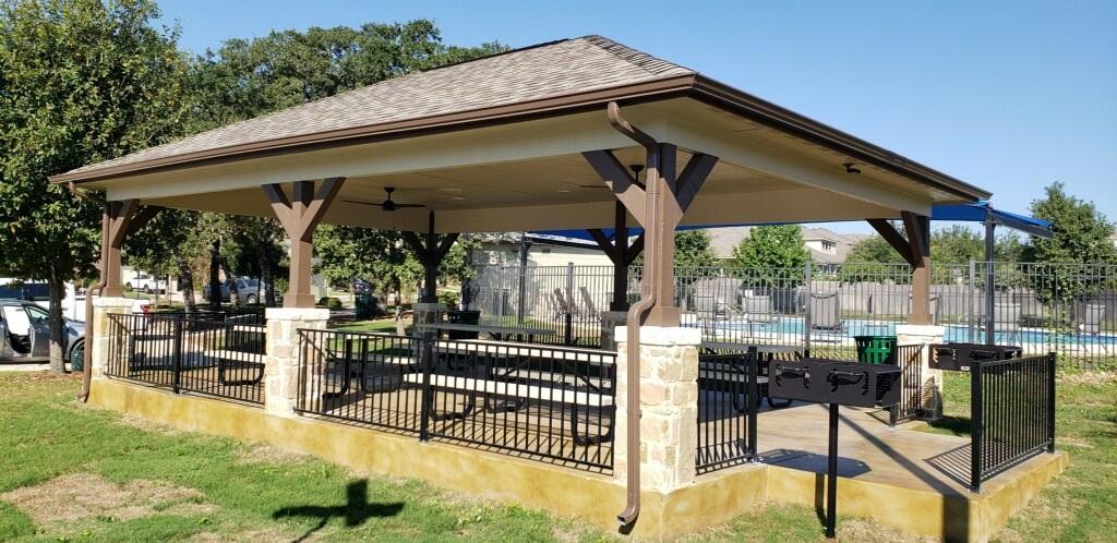 pavilions pergolas patio covers