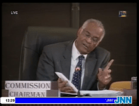 Sir David A.C. Simmons K.A., B.C.H., Q.C., CHAIRMAN - Legal Consultant, Retired Chief Justice of Barbados