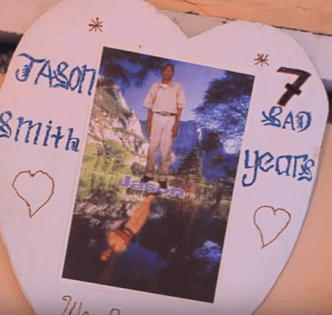 Jason Smith poster 7 years