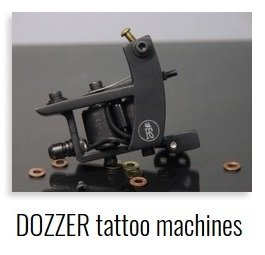 DOZZER tattoo machines