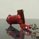 Slide Rotary tattoo machine Red worldwide