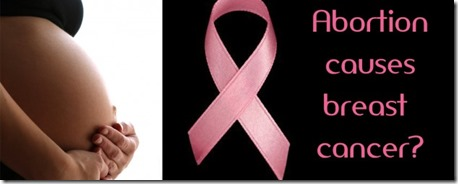 abortion breast cancer