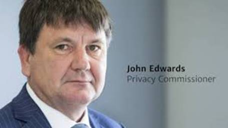 John Edwards Privacy Commissioner