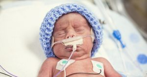 The majority of premature babies grow up to be healthy adults