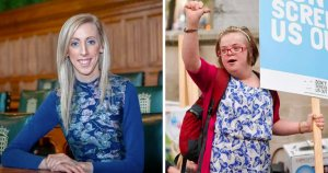 Pro-life MP Carla Lockhart declares support for disability abortion challenge as High Court papers are lodged