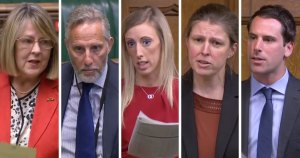 Large group of cross-party MPs raise concerns over abortion regime imposed on Northern Ireland