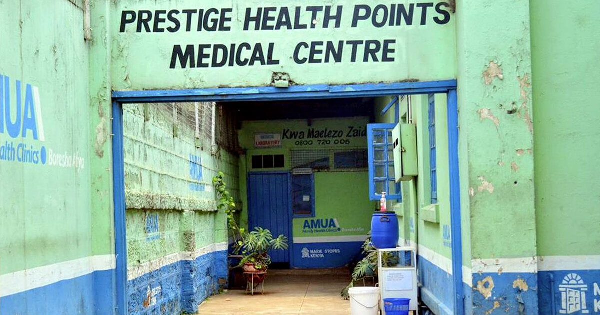 Kenya : Marie Stopes franchise forced to close after 'fake' doctors performed illegal abortions