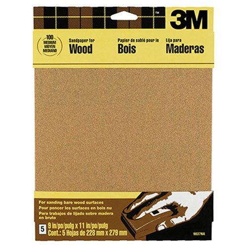 Top 10 Best Sandpaper for Wood: Reviews and Buying Guide 2019