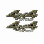 4x4 Truck Decals 33