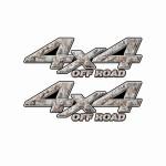 4x4 Truck Decals 37