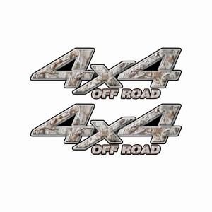 4x4 Truck Decals 11