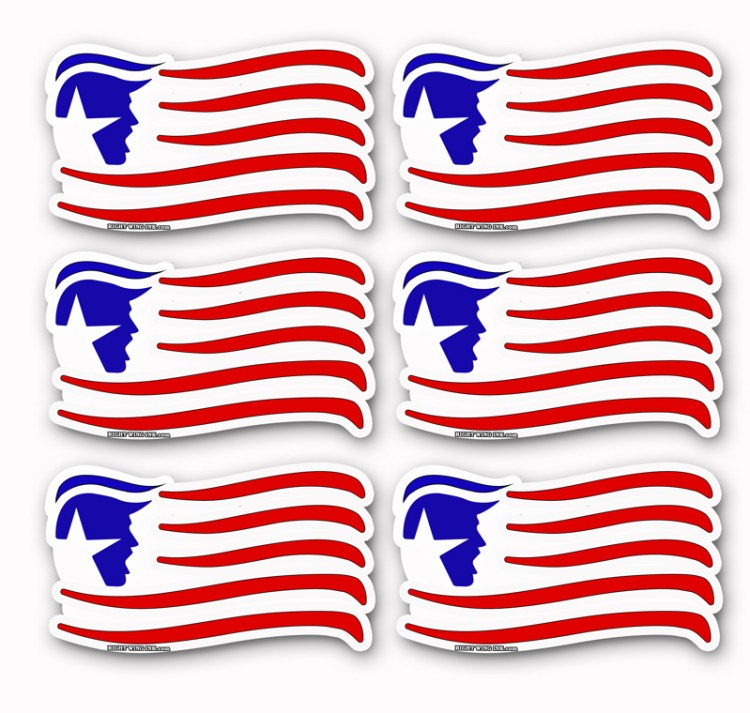 TRUMP Stickers