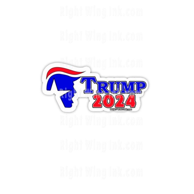 Trump 2024 Bumper Sticker