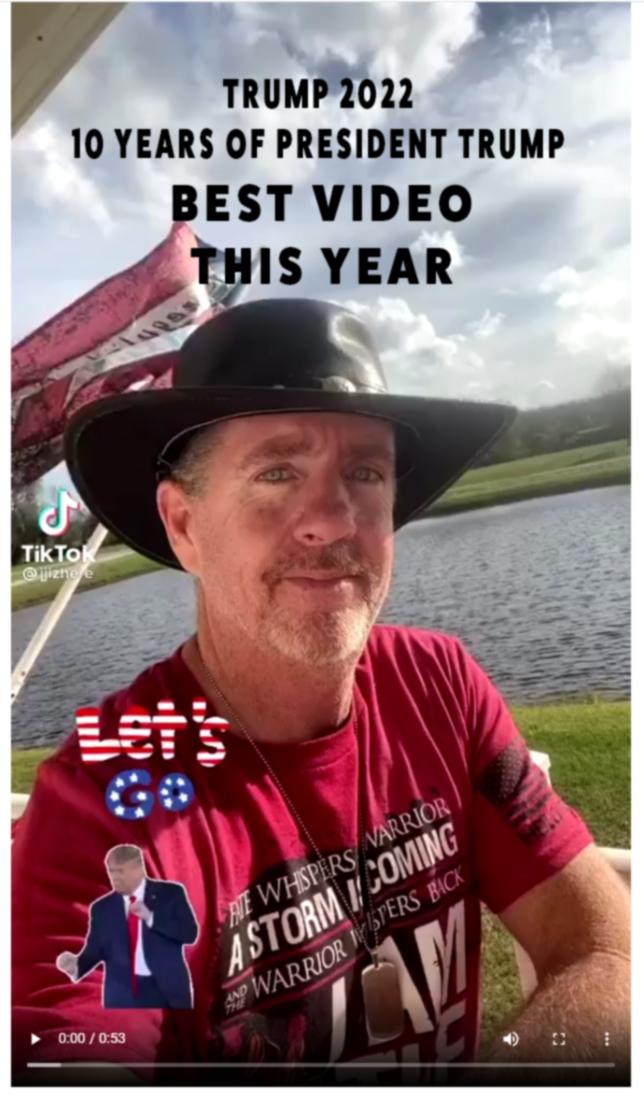 Trump 2022 - 10 Years of President Trump 1