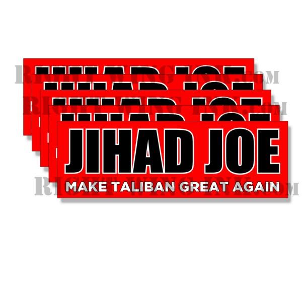 Jihad Joe - Making Taliban Great Again