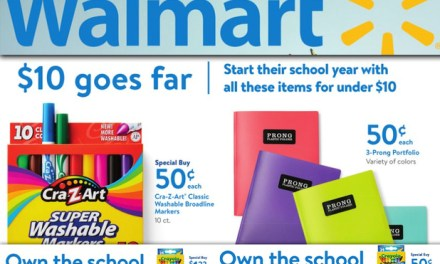 Minimum Markup Makes Back-To-School Shoppers Pay More For Markers, Crayons And Other Supplies