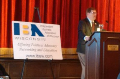 Neitzel Addresses Foxconn Deal Critics at IBAW Manufacturing Summit