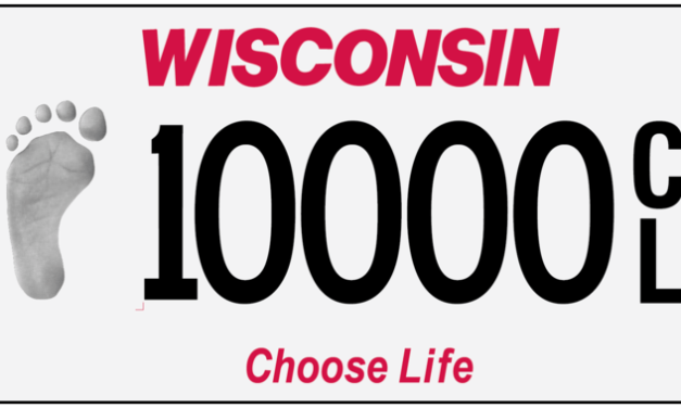 "First ""Choose Life"" License Plate Grants Awarded"