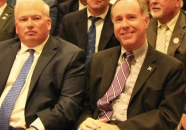"""Assembly Speaker Robin Vos Accuses Republican Senators of Being """"Terrorists"""""""