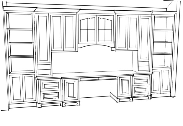 PDF Cabinet Vision Shop Drawings DIY Free Plans Download