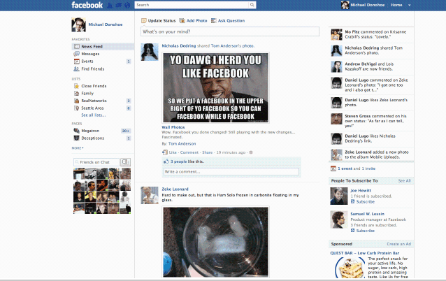 How to get the Classic Old Facebook Easily? [Extension] - RIGHT ya LEFT