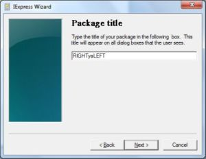 how to make exe file in java