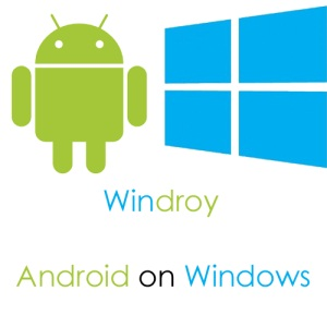 Windroy-Install-Android-On-Windows