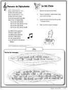 Student page 2 / Fiche des élèves 2