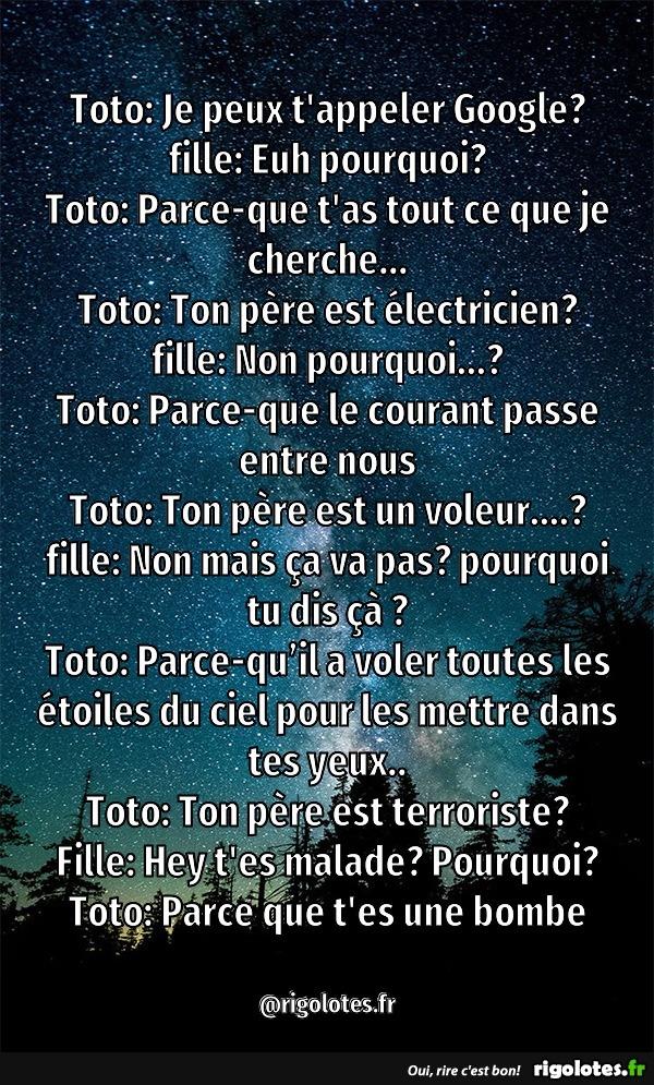 Est Ce Que Je Peux T Appeler : appeler, Toto:, T'appeler, Google?, Blagues, Meilleures, Images, Drôles!