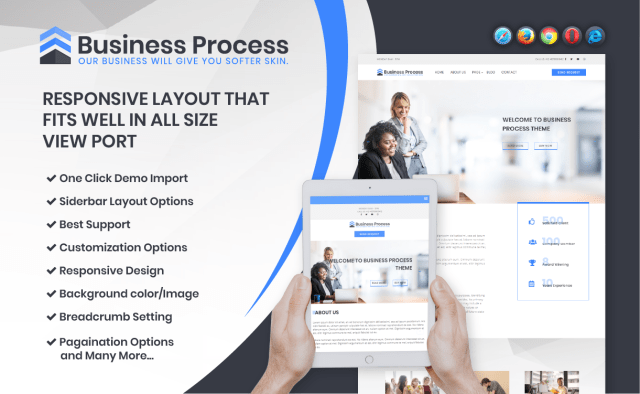 Free business Theme