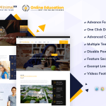 Education Minimal Pro – Premium and Handy Education WordPress Theme