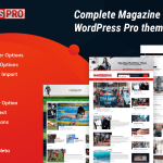 Mag News Pro – Stylish and Premium Magazine WordPress Theme