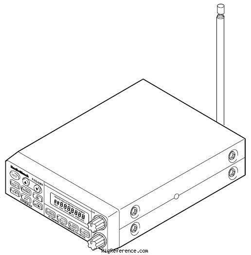 RadioShack / Realistic Pro-2056, Mobile VHF/UHF Scanner