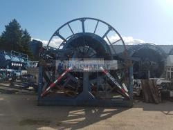 Hydra rig Coiled tubing Reels/Spoolers/Stands
