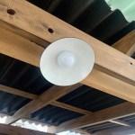 太陽光パネル(ソーラーライト)照明設置