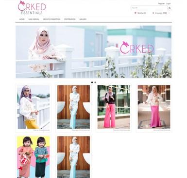 ECOMMERCE WEBSITE MALAYSIA
