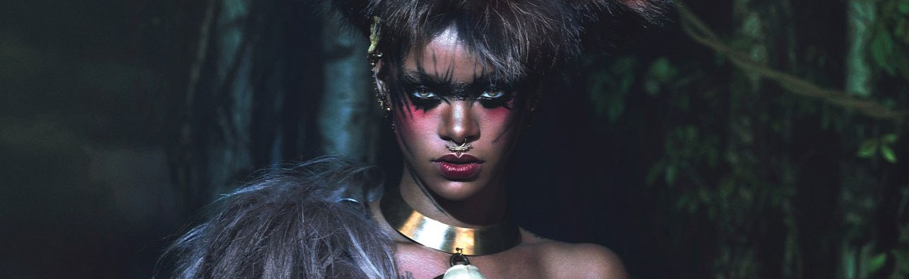 Fashion Sunday: Rihanna for W Magazine 2014