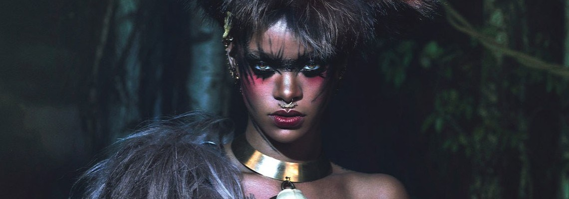 Fashion Sunday: Rihanna for W Magazine
