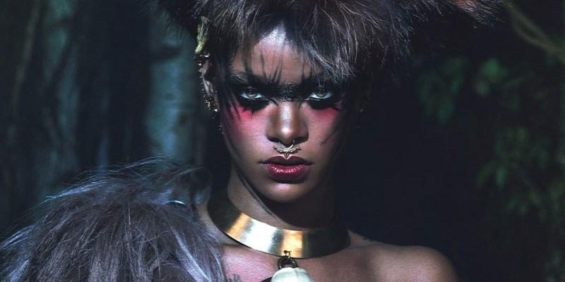 Fashion Sunday: Rihanna for W Magazine 2014