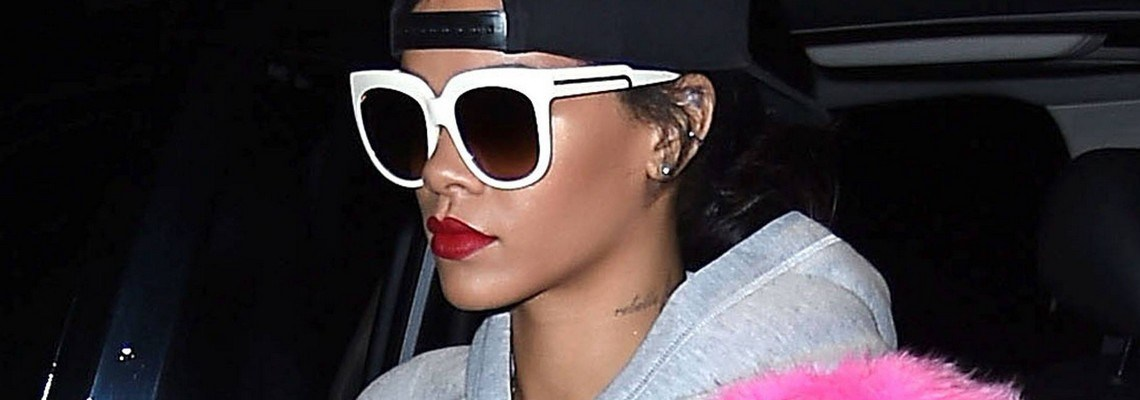 Rihanna out and about in New York City