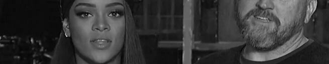 Saturday Night Live promo featuring Rihanna