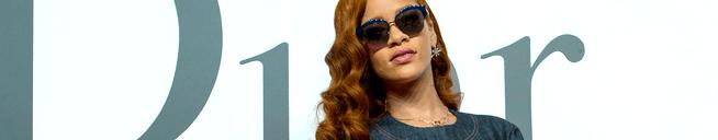 Rihanna Hits Tokyo for Dior Event