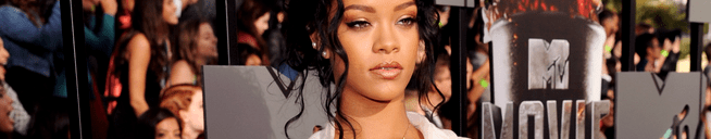 Rihanna scores one MTV EMA nomination