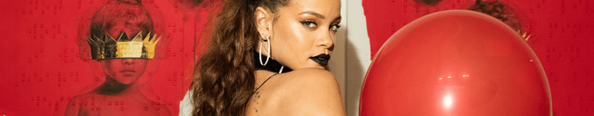PHOTOS: Rihanna reveals the album cover