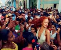 Rihanna for Vanity Fair 2015 Photos
