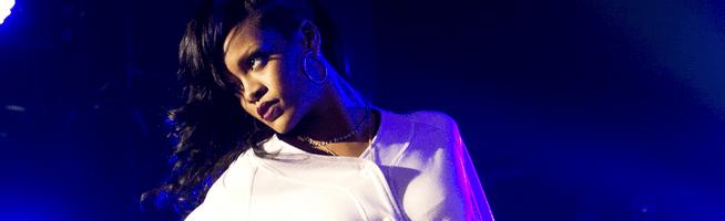 Rihanna Tops Hot 100 for Third Week