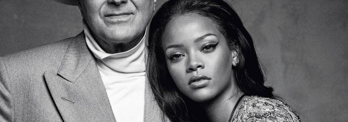 WATCH: On set with Rihanna and Manolo