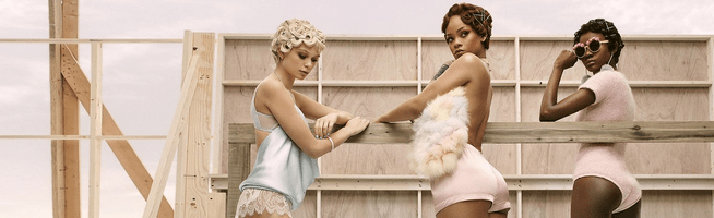 A First Look at Rihanna's New Stance Sock Collaboration