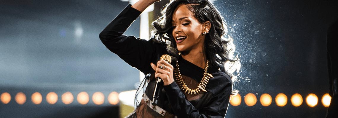 Rihanna to headline Global Citizen festival