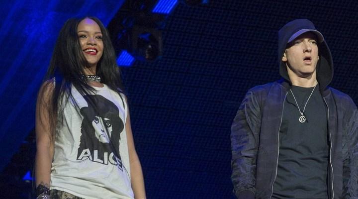 Throwback Thursday: Rihanna meets Eminem